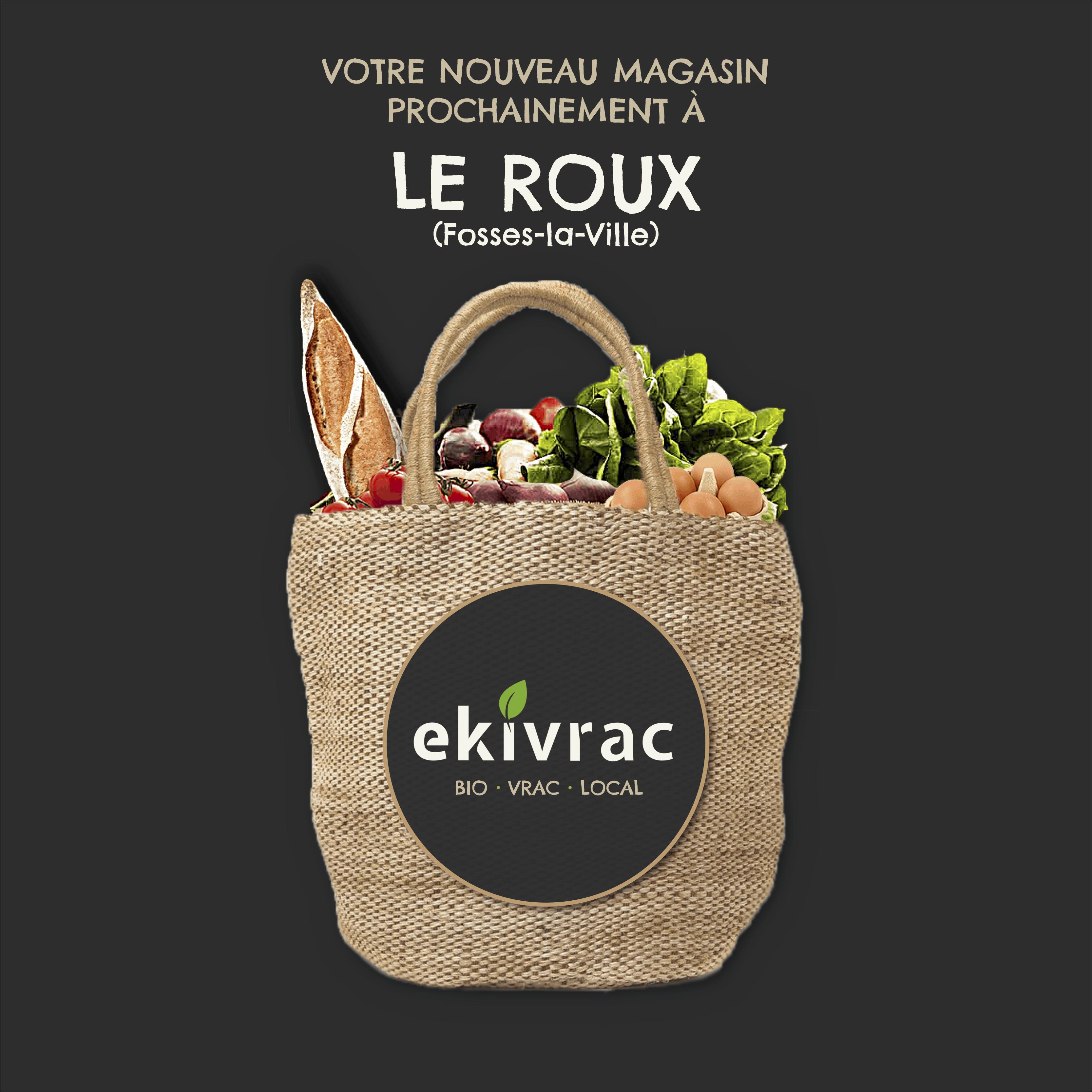 Ekivrac Le Roux (Fosses-la-Ville)